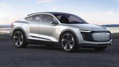 Audi e-tron Sportback görücüye çıktı