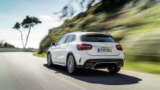 Yenilenen Mercedes GLA Türkiye'de satışa çıktı