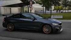 İşte yeni BMW M4 GTS