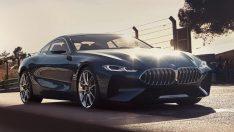 2017 BMW 8 serisi konsepti ortaya çıktı