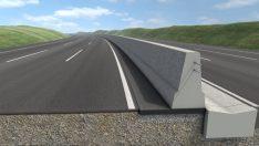 Trafik kazalarını beton yollar azaltacak
