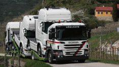 1.500 kamyon Türkiye'ye geliyor