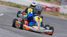 İzmir'de karting heyecanı