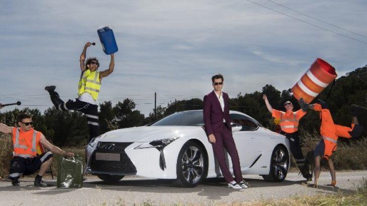 Mark Ronson ile Lexus işbirliği