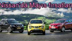 Nissan'da heyecan veren Mayıs fırsatları başladı