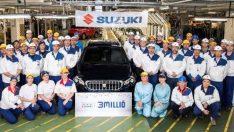 Macaristan'da 3 milyonuncu Suzuki sevinci