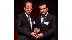 CMS'ye bir ödül de Toyota'dan geldi