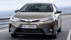 Toyota'da güvenlik standart