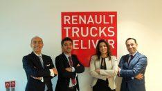 Renault Trucks'ta yeni yönetim