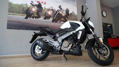 Bajaj Ankara'daki motosiklet tutkunlarıyla buluştu