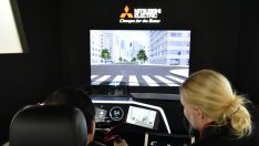 Mitsubishi Electric'ten sürücüsüz araç kullanımı için yeni teknolojiler