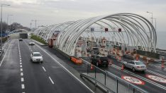 Avrasya Tüneli'ne Kore'den ödül
