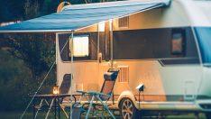 Tatilde ev konforu arayanlar karavanları tercih ediyor
