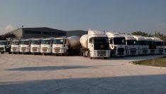 Otokoç'tan Küpeliler A.Ş.'ye Ford Trucks araç teslimatı