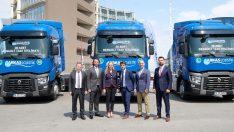 Arkas Lojistik, Renault Trucks ile 2.5 milyon Euro'luk filo yatırımı yapıyor