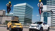Nissan Jukecam'dan Guinness dünya rekoru