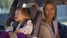 5 adımda araç içinde çocuk güvenliği