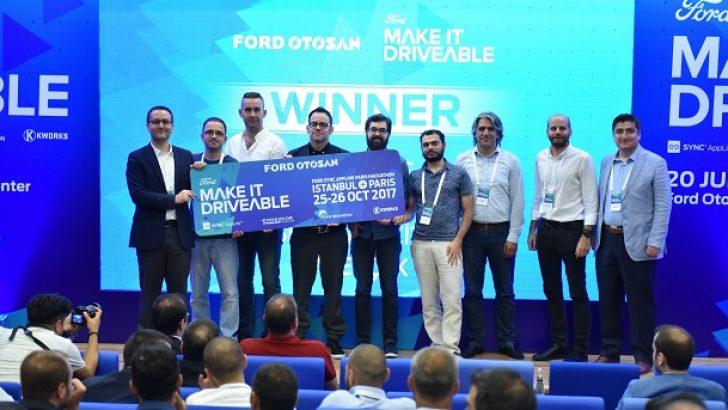 Ford'un Paris'e götüreceği Türk girişimciler belirlendi
