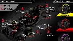 Avusturya Grand Prix'inde yumuşak lastikler tercih edilecek