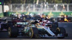 Mercedes AMG Petronas Avusturya'ya da iddialı çıkıyor