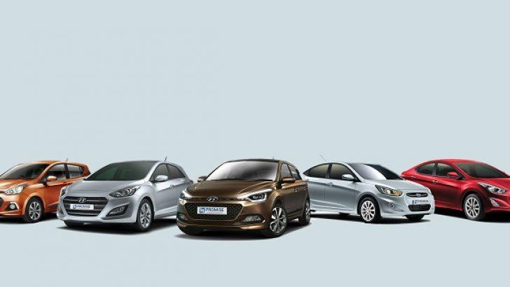 Hyundai ikinci el değerini H-Promise'le artıracak