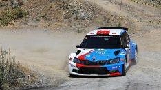 Skoda Fabia R5, Rally Troia'yı başarıyla tamamladı