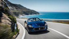 2018 Maserati GranTurismo ve GranCabrio