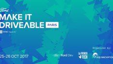 """""""Ford Sync AppLink Paris Hackathon"""" finali için geri sayım başladı"""