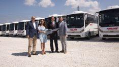 7 Yıldız Turizm'in de tercihi Sultan Mega oldu