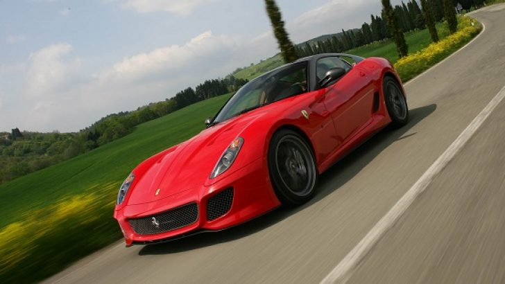 İkinci el Ferrari 2.6 milyon TL'ye satıldı!