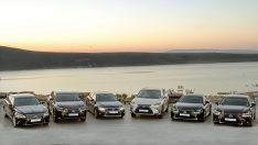 Lexus'un hibrit modeli CT 200H Türkiye'de!