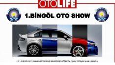 Bingöl Oto Show başlıyor!