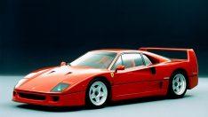 Ferrari F40 30. yaşını kutluyor!
