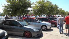 Mitsubishi tutkusu Ağustos sıcağı dinlemedi