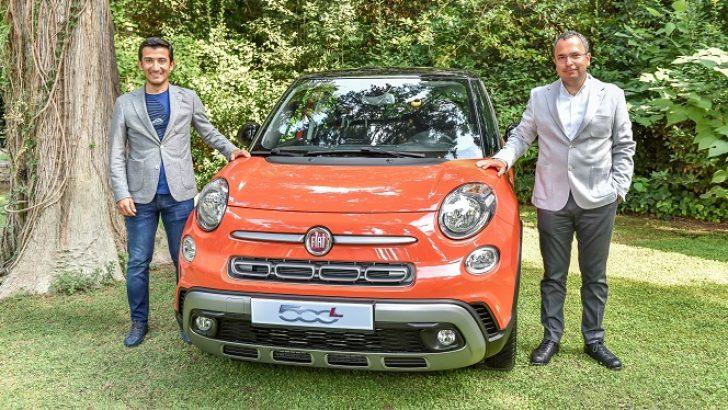 Yeni Fiat 500L Türkiye'de!