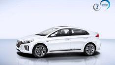 Hyundai Ioniq Hybrid'de 7 yıl garanti fırsatı!