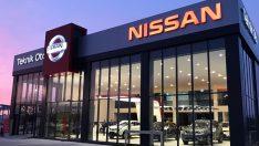 Nissan showroomları yenileniyor!
