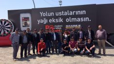 Petrol Ofisi Maximus Tırı Türkiye'yi dolaşıyor