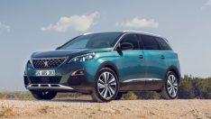 Peugeot yeni 5008 ile SUV segmentine ağırlığını koyacak!