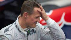 Schumacher'de umut ışığı