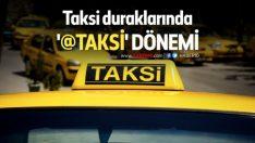 Şoförle yolcuyu buluşturan taksi uygulaması
