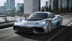 2017 Mercedes-Benz AMG Project ONE Concept