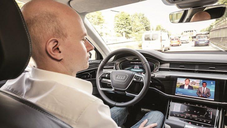 'Audi A8 Al'manın tam zamanı