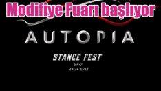 Modifiye araç tutkunları Autopia'da buluşacak