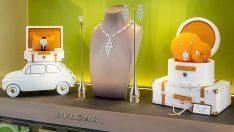 Fiat 500 mücevherle donatıldı!