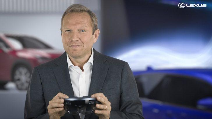 Frankfurt'ta otomobil ile dijitalin birleşimi: Lexus
