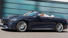 Mercedes Frankfurt'ta yakıt hücreli hibrit otomobilini sergiliyor