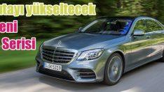 Mercedes yenilenen S Serisi'yle çıtayı yükseltecek!