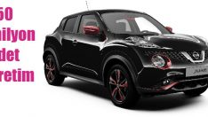 Nissan'ın ürettiği araç sayısı 150 milyonu adeti geçti