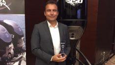 Suzuki Marin Türkiye'ye ödül!